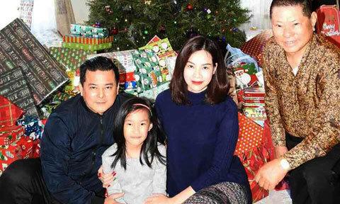 Con dâu tỷ phú Hoàng Kiều: 'Ba chồng là người rất tâm lý'