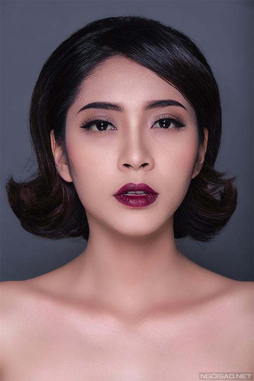 Bộ ảnh được thực hiện với sự hỗ trợ của Makeup: Hùng Việt, Photo: Fyn.