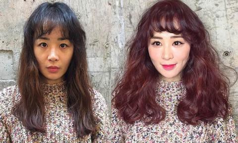 11 cô gái 'biến hình' hoàn toàn nhờ trang điểm
