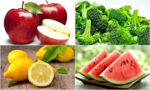 15 loại thực phẩm nên ăn nhiều để tiêu hao mỡ thừa sau Tết