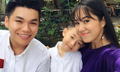 Gia đình sốc khi Lê Phương yêu người kém 7 tuổi
