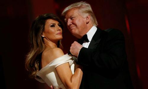 'Mật mã bí mật' khi tổng thống Mỹ muốn gần gũi vợ