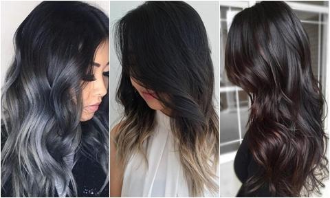 10 kiểu nhuộm ombre sành điệu cho nàng tóc đen