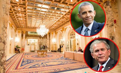 Những khách sạn xa hoa từng được các đời Tổng thống Mỹ dừng chân