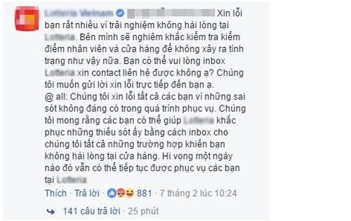 thuc-khach-buc-xuc-thai-do-cua-nhan-vien-truoc-mieng-ga-ran-con-song-2