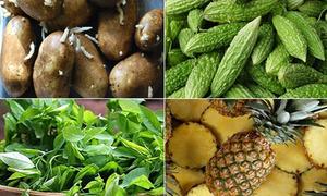 9 loại rau củ quả có thể khiến sảy thai nếu ăn nhiều