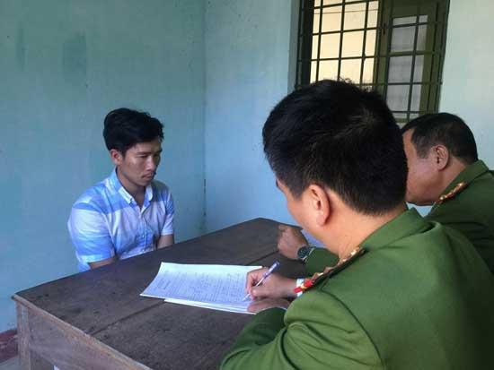 Võ Văn Thịnh từng bị lừa cướp xe, thắt cổ gần chết.