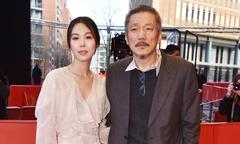 Kim Min Hee tình tứ với người tình giữa scandal cướp chồng