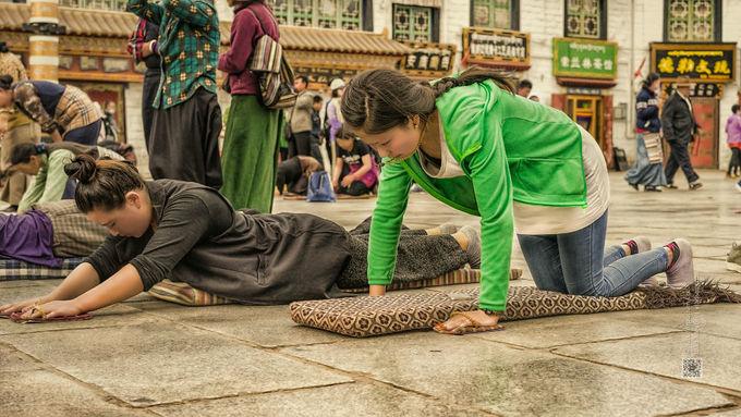 Tây Tạng - nơi thời gian ngừng lại