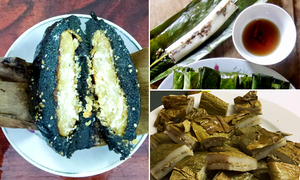 7 loại bánh 'ẩn mình trong lá' đậm hương vị Việt