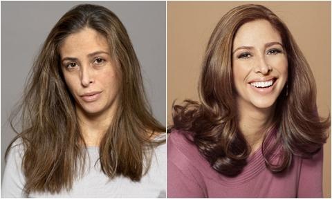 5 bà mẹ 'đầu bù tóc rối' trông như một người khác chỉ nhờ đổi kiểu tóc