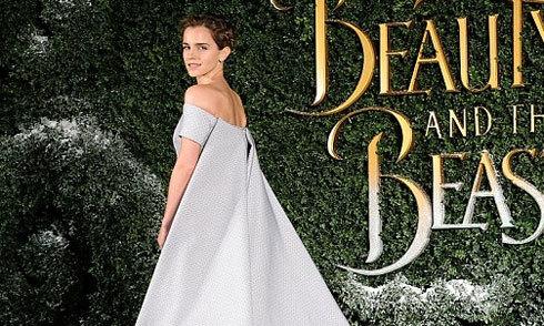 Emma Watson như công chúa trên thảm đỏ