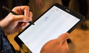 Galaxy Tab S3 hỗ trợ S Pen, 4 loa ngoài