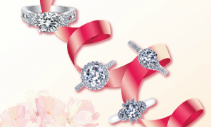 Tỏa sáng và đẹp hơn với trang sức kim cương