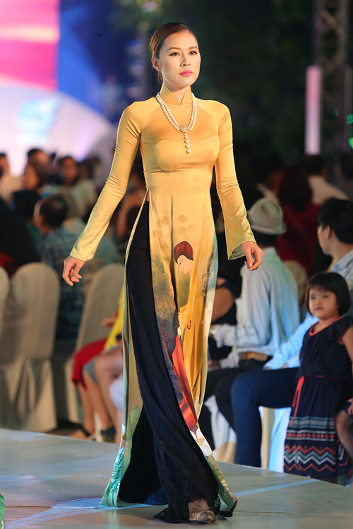 thuy-ngan-lam-vedette-dien-trong-le-hoi-ao-dai-4