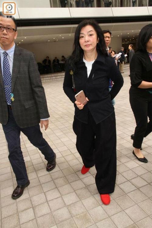 Trần Ngọc Liên được biết đến là một trong những gương mặt đẹp nhất của TVB