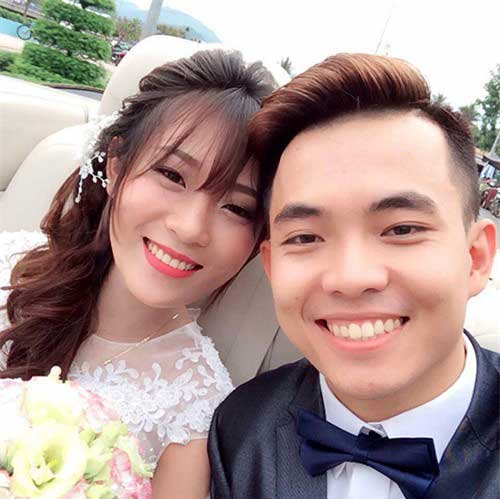 Xuân Tùng xuất hiện trong cuộc đời Vân Anh khi cả hai cùng đi học nghề tóc.