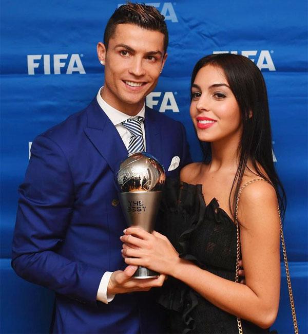 Siêu sao Real đưa bạn gái mới ra mắt tại Gala trao giải Cầu thủ hay nhất năm của FIFA hồi tháng 1.