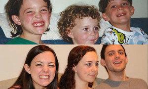 10 bức ảnh gia đình 'ngày ấy - bây giờ' ai cũng muốn xem lại