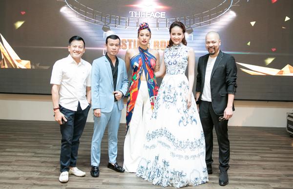 Lilly Nguyễn và Khánh Ngân giữ vai trò thành viên trong ban giám khảo ở vòng sơ tuyển khu vực phía Nam.