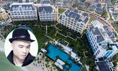 Đỗ Mạnh Cường chi tiền tỷ làm show ở resort cao cấp