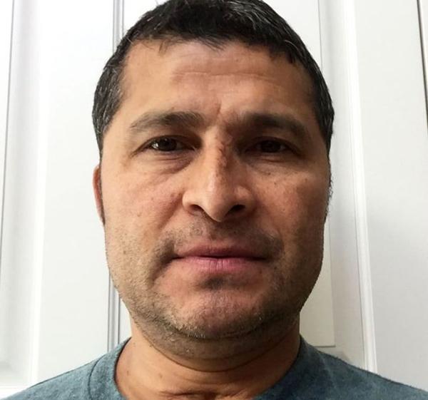 Alcides Moreno hiện 46 tuổi. Ảnh: