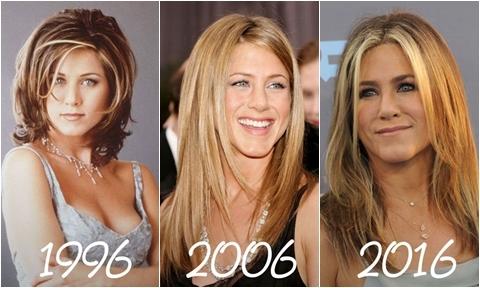 Jennifer Aniston chi 1,2 triệu Bảng để 'đóng băng thời gian'