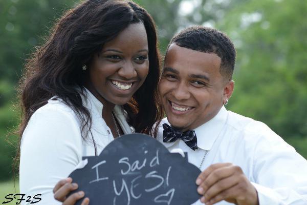 Fredzania đã đính hôn và đang mang thai ở những tháng đầu khi vụ tai nạn xe lửa xảy ra. Ảnh: