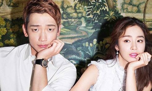 Vợ chồng Rain, Kim Tae Hee đẹp đôi trên bìa tạp chí
