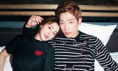 Trọn bộ ảnh đẹp lãng mạn của vợ chồng Rain và Kim Tae Hee