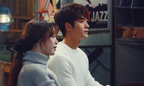 Goo Hye Sun và mỹ nam 'Tuổi thanh xuân' đẹp đôi trong phim mới