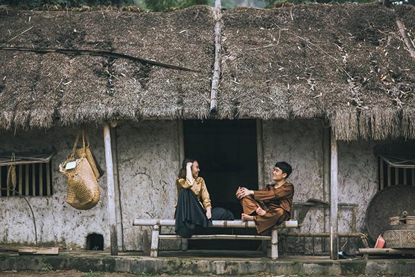 [Caption]cặp đôi Phạm Lê Trang (sinh năm 1993) và Hoàng Mạnh Hùng (sinh năm 1988), sống tại Thanh Hóa