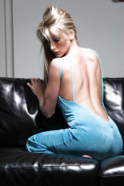 Crystal Bassette từng là một diễn viên khiêu dâm có mức thu nhập cao. Ảnh: Barcroft Media