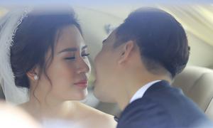 Màn kê khai tài sản hài hước của vợ chồng MC Thành Trung
