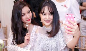 Dương Cẩm Lynh tự tin đọ sắc với MC Mỹ Linh sau khi giảm 20 kg