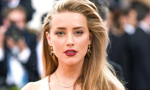 Amber Heard: 'Mọi người nói tôi sẽ tiêu tan sự nghiệp nếu thú nhận là đồng tính'