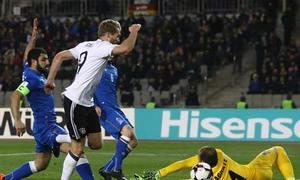 Azerbaijan 1-4 Đức