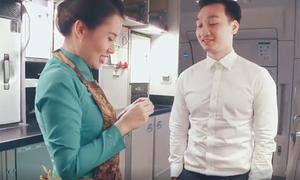Vợ chồng MC Thành Trung tiết lộ về lần đầu tiên gặp và yêu nhau