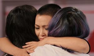 Phương Thanh khóc nức nở vì học trò Noo Phước Thịnh