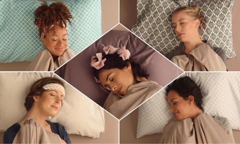 5 cách tạo kiểu trước khi đi ngủ giúp có ngay mái tóc đẹp khi thức dậy