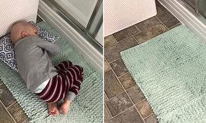 Cậu bé bị ung thư trút hơi thở cuối khi nằm chờ mẹ trước cửa phòng tắm