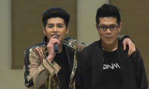 Noo Phước Thịnh đưa học trò đi biểu diễn tại Singapore