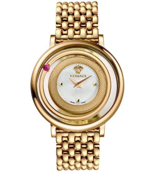 Đồng Hồ Versace Venus Gold-Tone Womens Watch 39mm. MSP 67395 giảm từ 42,094 triệu đồng còn 36,621 triệu đồng.