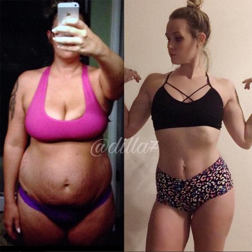 Theo dõi chỉ số cơ thể thường xuyên giúp bạn kịp thời thay đổi khi thấy quá trình giảm cân bị chững lại.