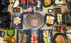 Hơn 100 món nướng, lẩu chuẩn vị Nhật giá ưu đãi tại SumoBBQ