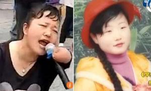 Mẹ nhận ra con gái mất tích 15 năm sau khi xem video cô gái hát rong trên mạng