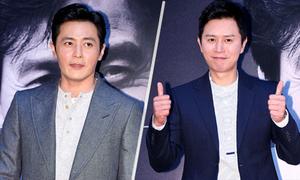Jang Dong Gun, Kim Min Jong phong độ tuổi 44