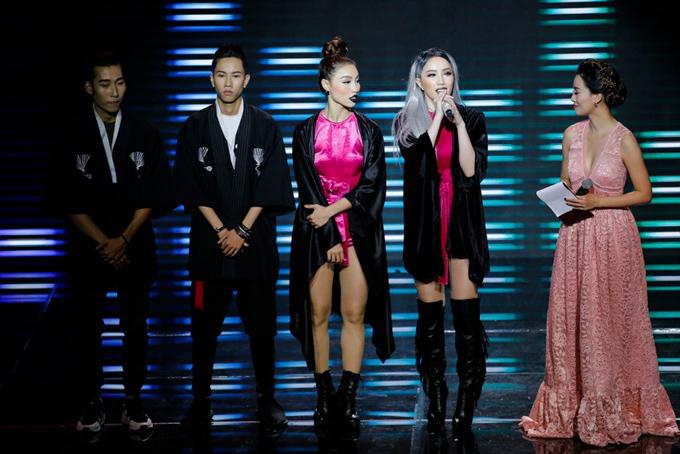 Tổng điểm team Bảo Thy nhận được cho phần trình diễn này là 39,5 - với 3 điểm 10 tuyệt đối từ giám khảo Lưu Thiên Hương, Dương Khắc Linh, ca sĩ Đông Nhi và điểm 9,5 từ nhạc sĩ Hồ Hoài Anh. Với số điểm 39,5 cùng việc có số lượng bình chọn cao nhất, team Bảo Thy đứng nhất đêm thi, chính thức bước vào vòng chung kết của cuộc thi The Remix New Generation 2017.