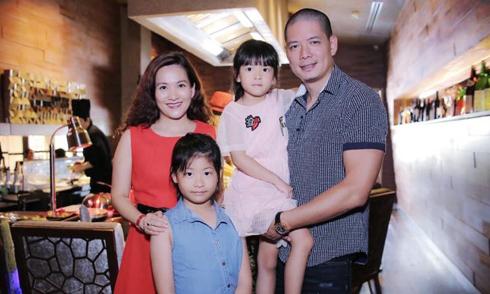 Vợ chồng Bình Minh - Anh Thơ kỷ niệm 9 năm kết hôn