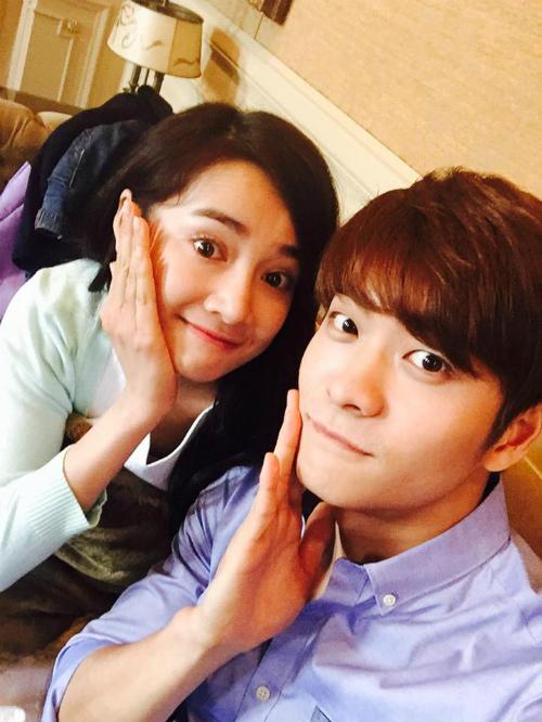 Nhã Phương tái hợp Kang Tae Oh trong dự án mới.